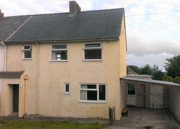 Thumbnail 4 bed semi-detached house for sale in Ellesmere Avenue, Rosemarket