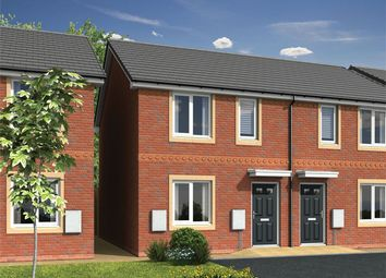 Thumbnail 2 bed semi-detached house for sale in Bentinck Street, St. Helens