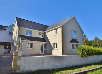 4 bed detached house for sale in The Meadows, Goodwick SA64