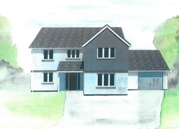 Thumbnail 4 bed detached house for sale in Beech Drive, Newton Poppleford, East Devon