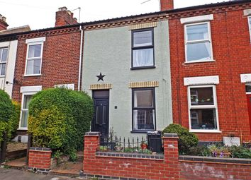 Thumbnail 2 bed terraced house for sale in Bond Street, Norwich