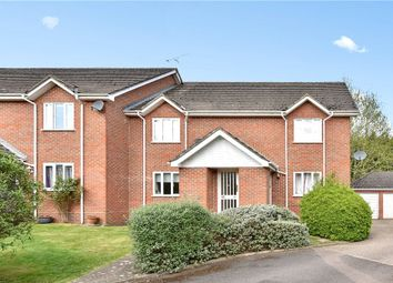 Thumbnail 1 bed flat for sale in Thornfield Green, Blackwater, Surrey