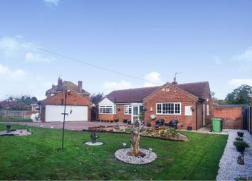 Thumbnail 4 bed detached bungalow for sale in Main Road, Laughterton