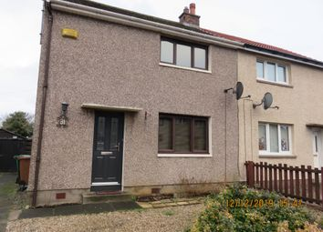Thumbnail 2 bed semi-detached house to rent in Mulberry Crescent, Methil, Leven