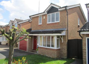 Thumbnail 4 bedroom property to rent in Cherry Blossom Close, Northampton