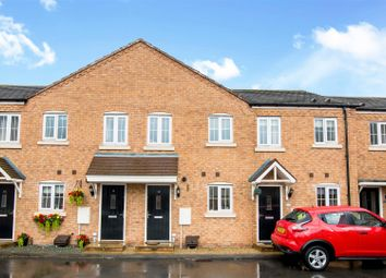 Thumbnail 2 bed town house for sale in Hollingworth Mews, Cannock