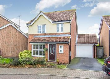 Thumbnail 3 bed detached house for sale in Chadwell-St-Mary, Essex, .