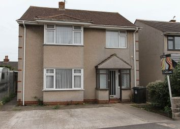 Thumbnail 4 bed detached house for sale in Coleridge Vale Road South, Clevedon