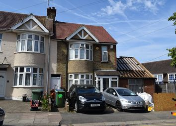 Thumbnail 3 bed terraced house to rent in Wyvenhoe Road, South Harrow