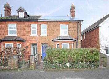 Thumbnail 4 bed semi-detached house for sale in Halliford Road, Sunbury-On-Thames