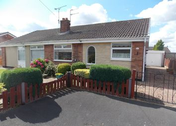Thumbnail 2 bed semi-detached bungalow for sale in Ravenfield Road, Armthorpe, Doncaster