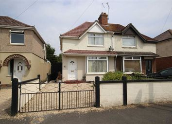 Thumbnail 2 bed semi-detached house for sale in Copse Avenue, Swindon