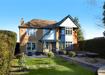 Thumbnail 4 bed detached house for sale in Austenway, Chalfont St. Peter, Gerrards Cross, Buckinghamshire