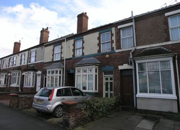 Thumbnail 3 bed terraced house to rent in Lawnswood Road, Wordsley, Stourbridge