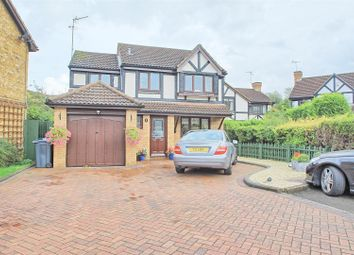 Thumbnail 3 bed detached house for sale in Farriers, Great Amwell, Ware