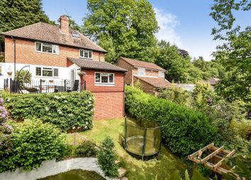 Thumbnail 4 bed detached house for sale in The Avenue, Haslemere, Surrey