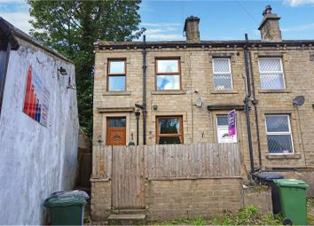 Thumbnail 2 bed end terrace house for sale in Hoyle House Fold, Linthwaite, Huddersfield
