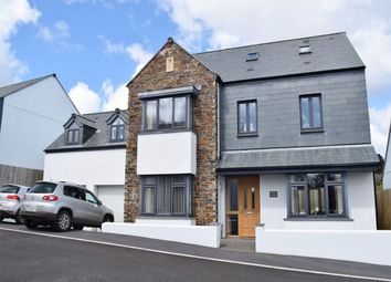 Thumbnail 4 bed detached house for sale in Elgin Close, Mawnan Smith, Falmouth