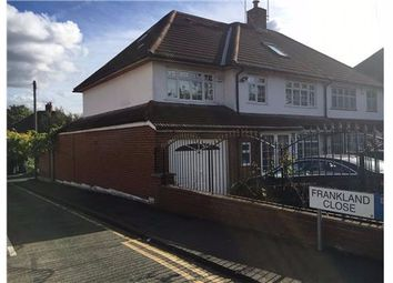 Thumbnail 6 bed end terrace house for sale in Hillside Avenue, Havering