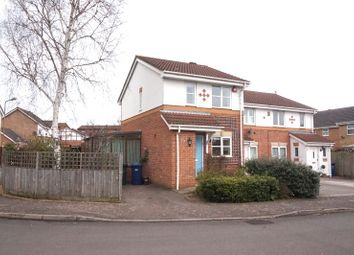 Thumbnail 2 bed end terrace house to rent in Longfield Avenue, London