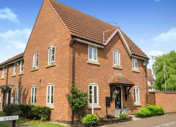 Thumbnail 3 bed end terrace house for sale in Apple Avenue, Fernwood, Newark