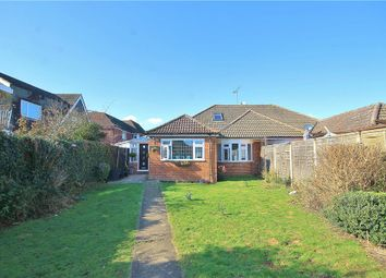 Thumbnail 3 bed semi-detached bungalow for sale in Hithermoor Road, Staines-Upon-Thames, Surrey
