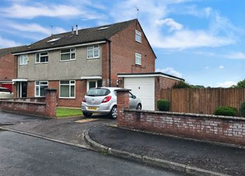 Thumbnail 3 bed semi-detached house for sale in Blethin Close, Llandaff, Cardiff
