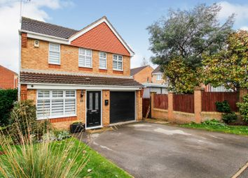 Thumbnail 3 bed detached house for sale in Brayford Road, Balby, Doncaster