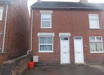Thumbnail 2 bedroom end terrace house to rent in Newlands Road, Baddesley Ensor