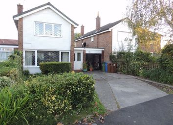 Thumbnail 3 bed detached house for sale in Warwick Drive, Hazel Grove, Stockport