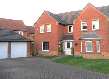 Thumbnail 4 bed detached house for sale in Badger Park, Broxburn, West Lothian