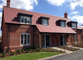 Thumbnail 2 bed cottage for sale in 2 Field Mews, Thurlaston Drive, Rugby, Warwickshire