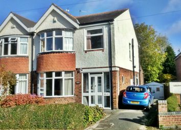 3 bed semi-detached house for sale in Normanton Lane, Littleover, Derby DE23