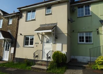 Thumbnail 2 bed terraced house to rent in Salts Meadow, East Taphouse, Liskeard