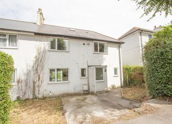 Thumbnail 3 bed semi-detached house for sale in North Down Crescent, Keyham, Plymouth