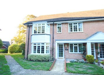 Thumbnail 3 bed flat for sale in Heathfield Court, Fleet
