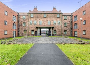 Thumbnail 2 bedroom flat for sale in Hartley Court, Stoke-On-Trent
