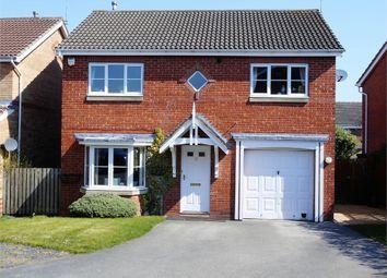 Thumbnail 4 bed detached house for sale in Alexander Drive, Worksop, Nottinghamshire