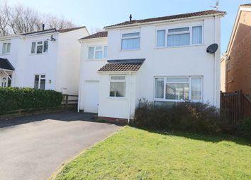 Thumbnail 4 bed detached house for sale in Heal Park Crescent, Fremington, Barnstaple