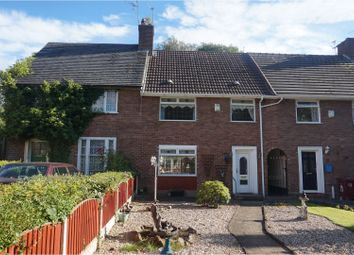 Thumbnail 3 bed terraced house for sale in Lyme Close, Huyton