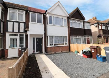 Thumbnail 3 bed terraced house to rent in Shelson Avenue, Feltham