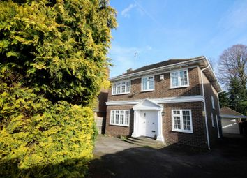 Thumbnail 4 bed detached house for sale in Worrin Road, Shenfield, Brentwood