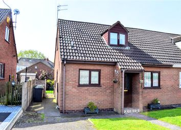 Thumbnail 2 bed semi-detached bungalow for sale in Camp Hill Road, Nuneaton, Warwickshire
