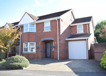 Thumbnail 5 bed property for sale in Stevenson Gardens, Cosby, Leicester