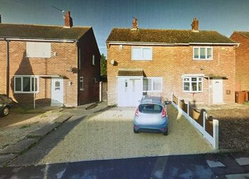 Thumbnail 2 bed semi-detached house to rent in Catshill Road, Brownhills WS86Bl