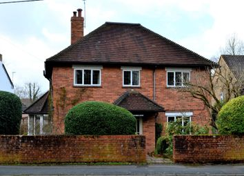 Thumbnail 4 bed detached house for sale in Hutton Road, Ash Vale