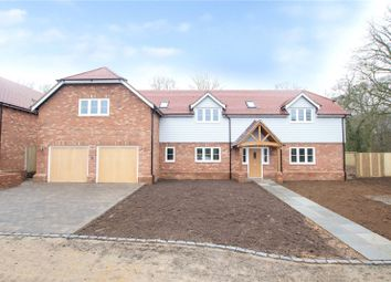 Thumbnail 4 bed detached house for sale in Roseland House, Cambridge Road, Ugley, Essex