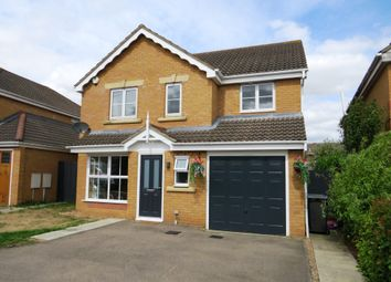 Thumbnail 4 bed detached house for sale in Kingshill Drive, Deanshanger, Milton Keynes
