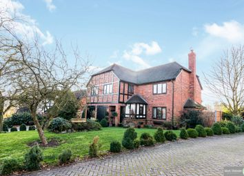 Thumbnail 5 bed detached house for sale in The Coppice, Mancetter, Atherstone