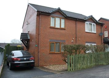 Thumbnail 2 bed semi-detached house to rent in Lea Walk, Rednal, Birmingham